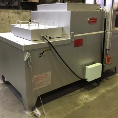 (無坩鍋)節能鋁合金保溫爐