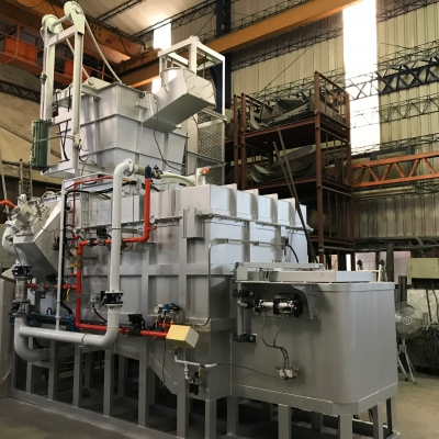 Continuous Melting Furnace