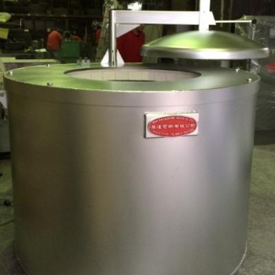 鋁合金熔解保溫爐