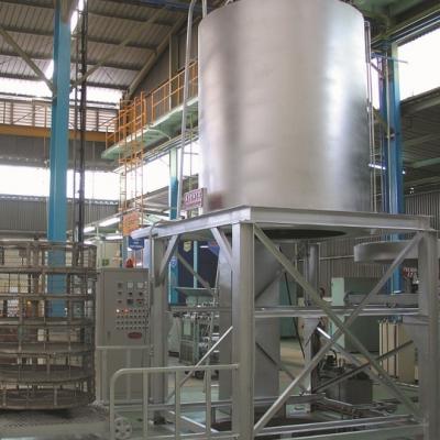 (下墜式)T4/T6鋁合金熱處理爐